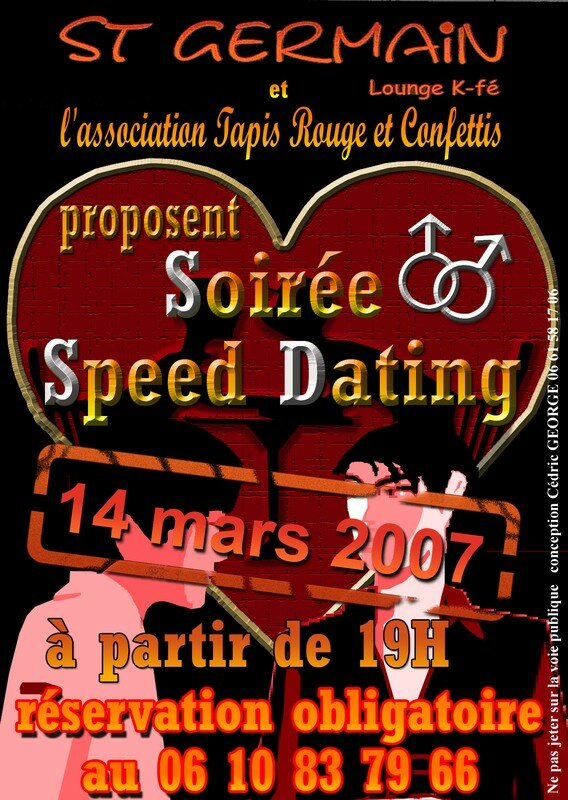 Speed datation bar Grenoble InterOffice Dating exemple de politique