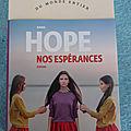 Nos espérances - anna hope