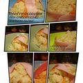 Risotto régressif aux carottes et jambon blanc