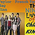 The nine lives of chloe king french team
