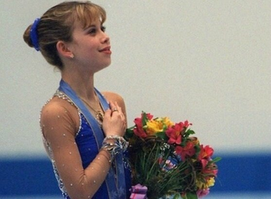 Tara Lipinski USA 1998 R (photo Youtube)