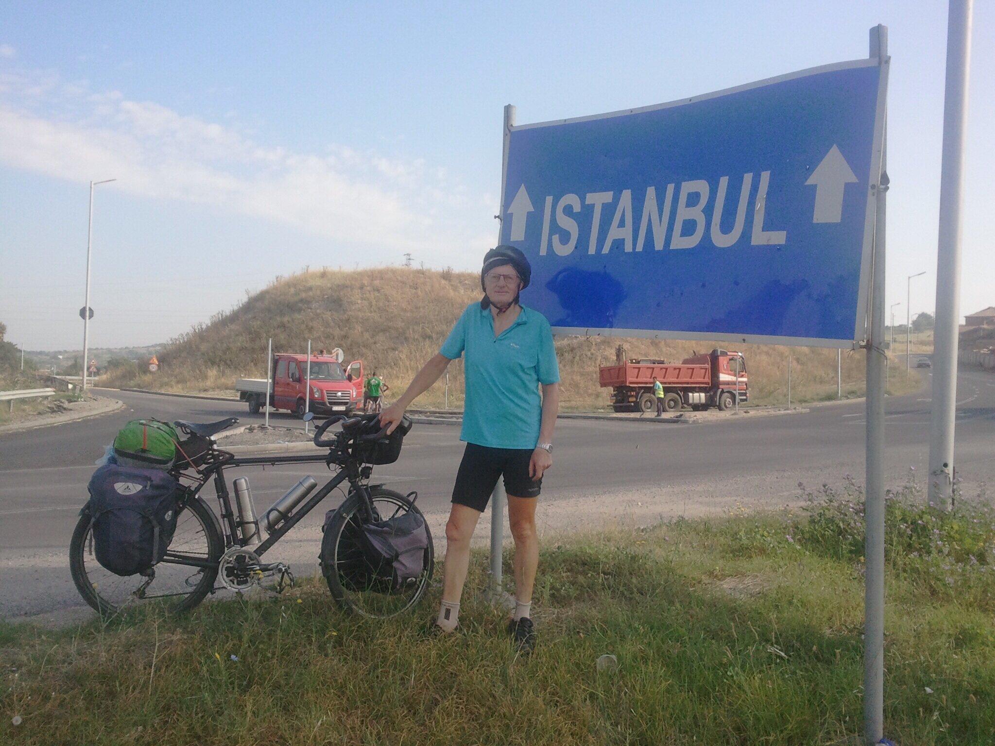 Vendredi 11 Juillet : Bezar (Bulgarie) - Edirne (Turquie)