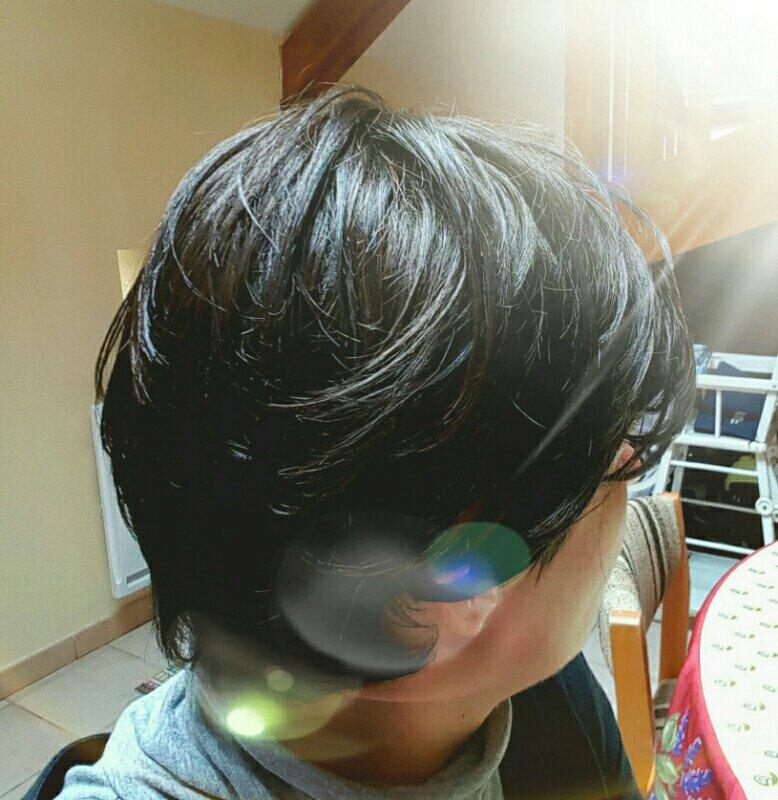 Le bonnet cheveux