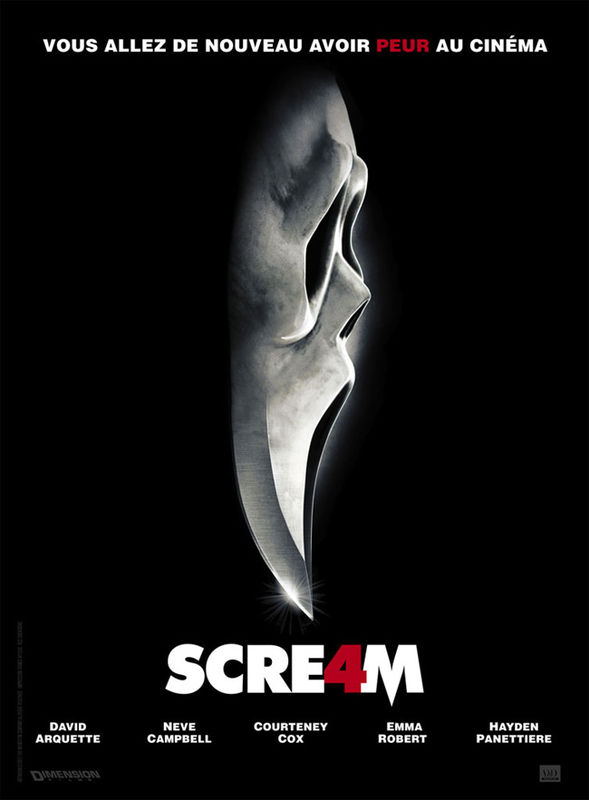 Scream 4 (Wes Craven)