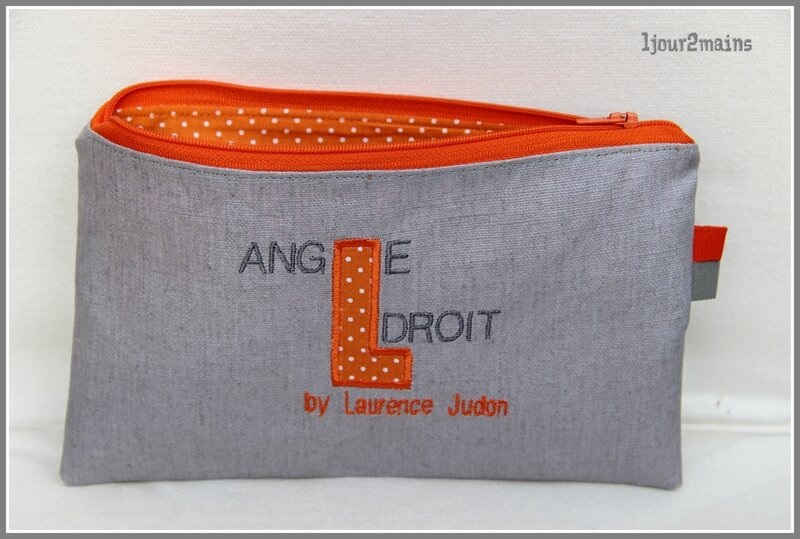 trousse Angle droit Laurence