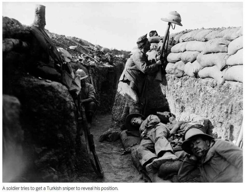 Soldier Dardanelle
