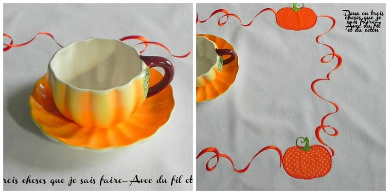 collage2 nappe citrouille