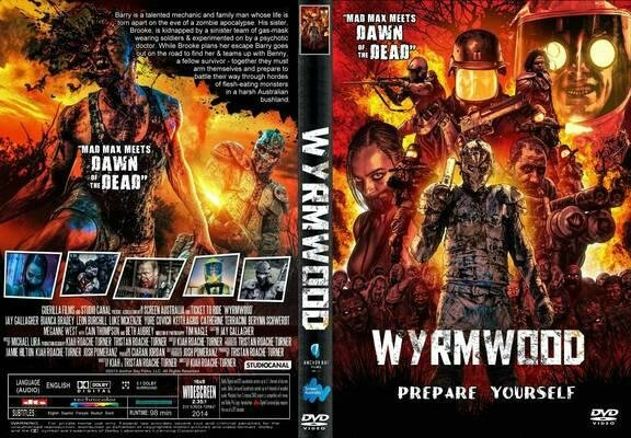 Jaquette ROAD OF THE DEAD - Wyrmwood
