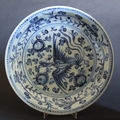 HONGZHI or ZHENGDE PERIOD. 1488 - 1521. A Ming Blue and White Po