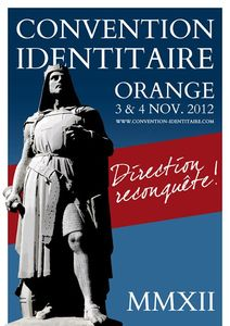 Convention Identitaire 2012