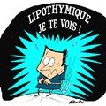 Sarkozy, malaise et lipothymique mais je me soigne