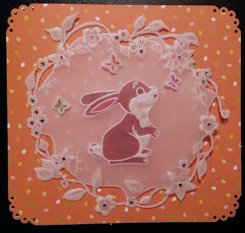 Carte Joyeuses Pâques !
