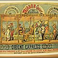 Trianon concert - Orient express