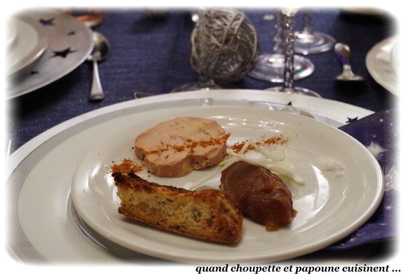 foie gras chutney aux dattes quand choupette et papoune cuisinent. Black Bedroom Furniture Sets. Home Design Ideas