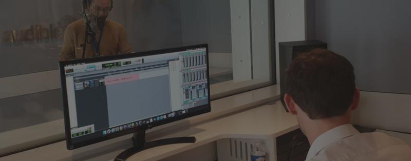 Ouverture de studios pour enregistrer des livres audio à Paris