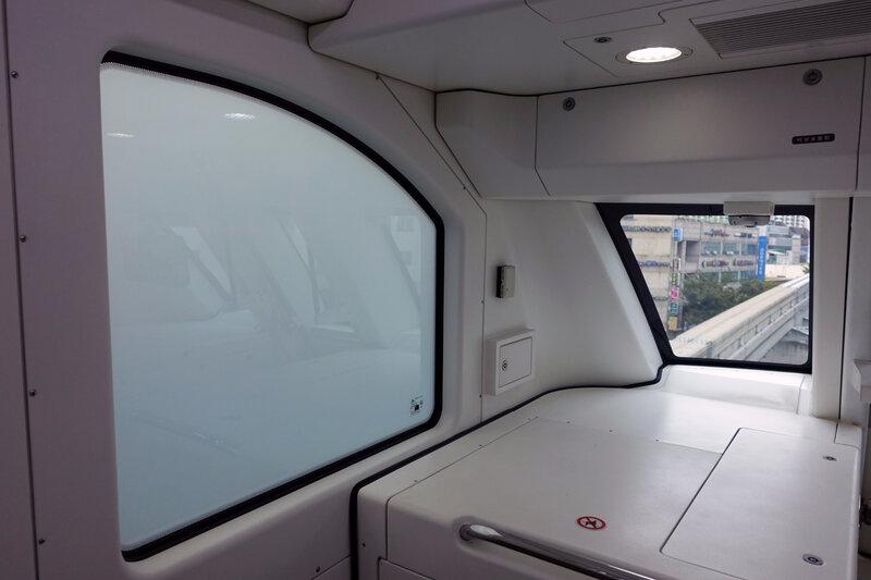 Window Daegu Monorail 2