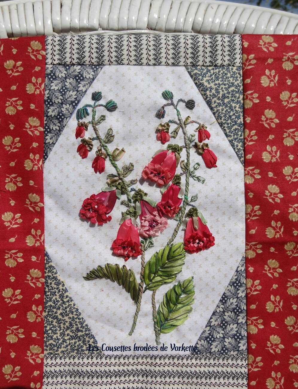 bloc 8 FLOWERS GIPSY QUILT (1)