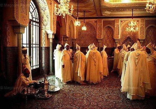 القصر الملكي بفاس