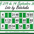 défi 279