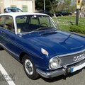 Dkw auto-union f102 berline 2 portes 1963-1966