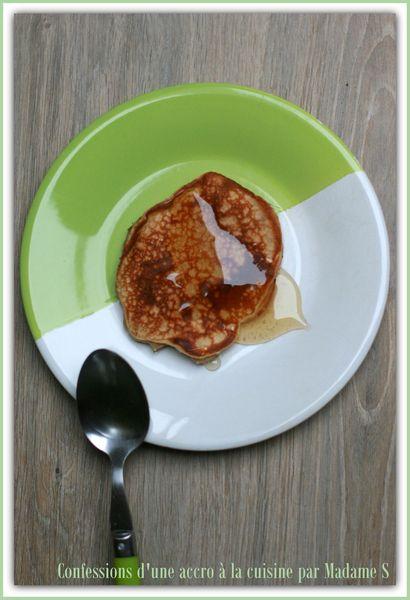 Pancakes yaourt 026