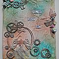 Canvas steampunk shabby ?