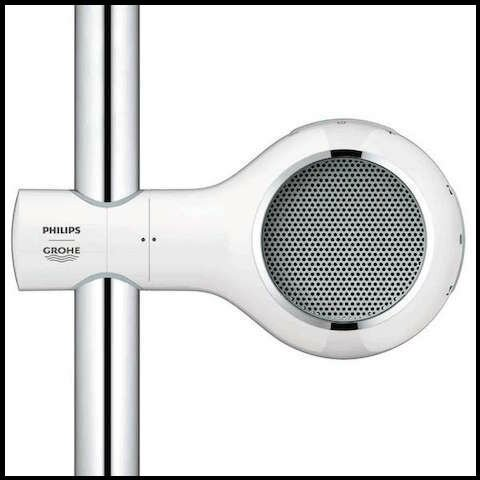 grohe et philips aquatunes 3