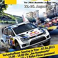 Rallye d'allemagne 2013 [wrc]