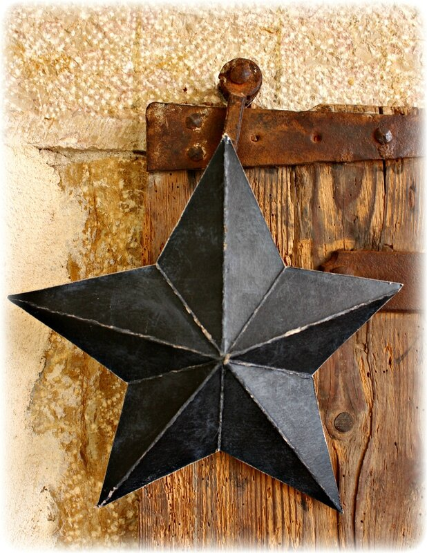 étoile chalkboard