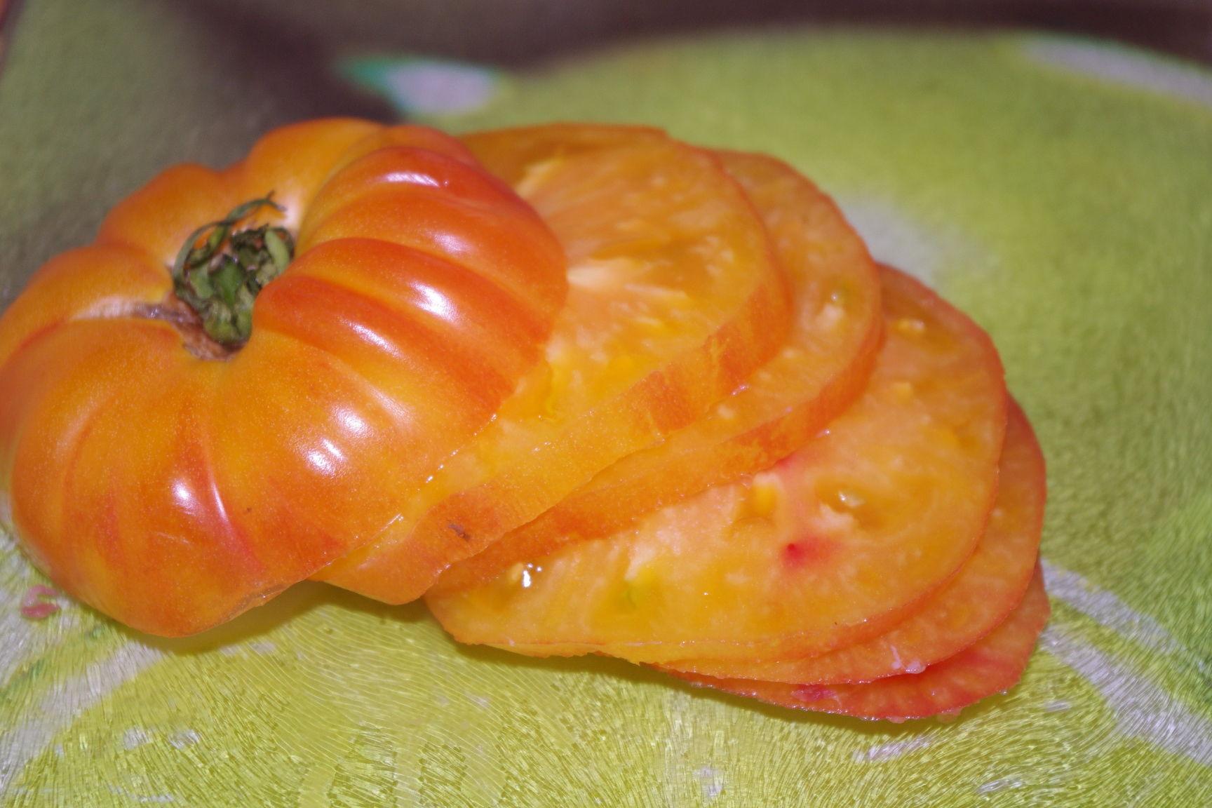 Cheeseburgers maison & tomate ananas