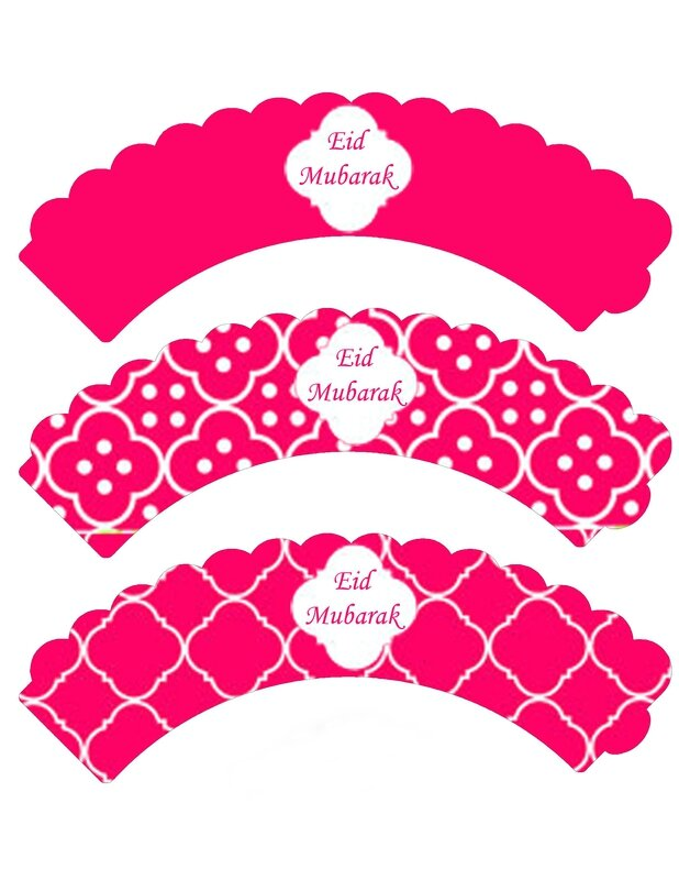 cupcake wrappers rose 2