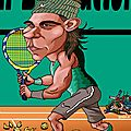 caricature Nadal JPEG