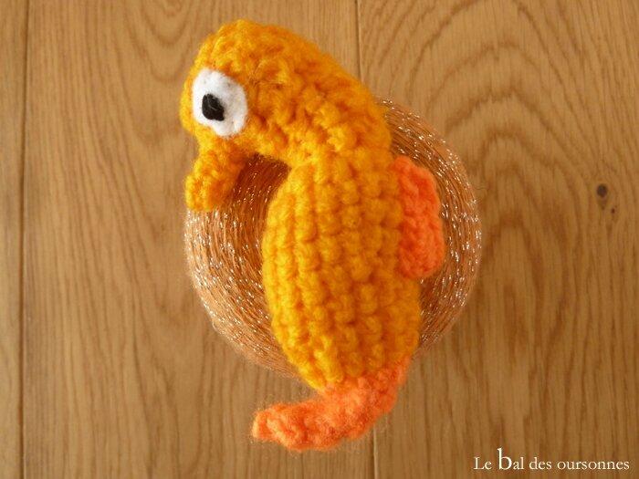 88 Blog Crochet amigurumi Hippocampe Hook