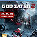 God Eater PS4