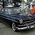 Opel kapitän, 1954 à 1955