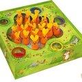 Boutique jeux de société - Pontivy - morbihan - ludis factory - Hop hop lapins plateau