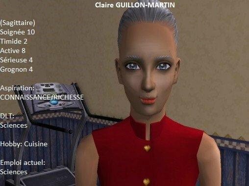 Claire Guillon-Martin