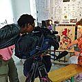 Interwiew de TF1 sur l'histoire de notre blason