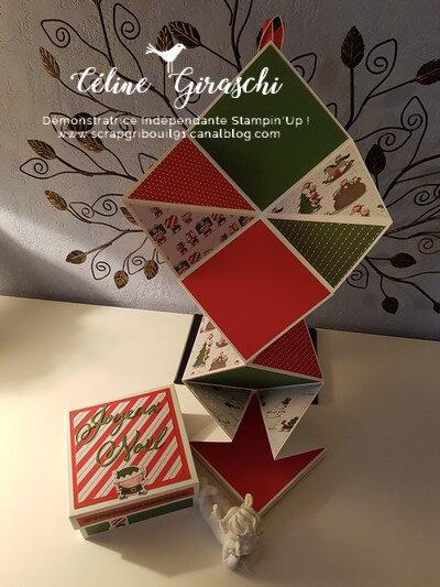 Album et Carte Atelier du Père Noël -3