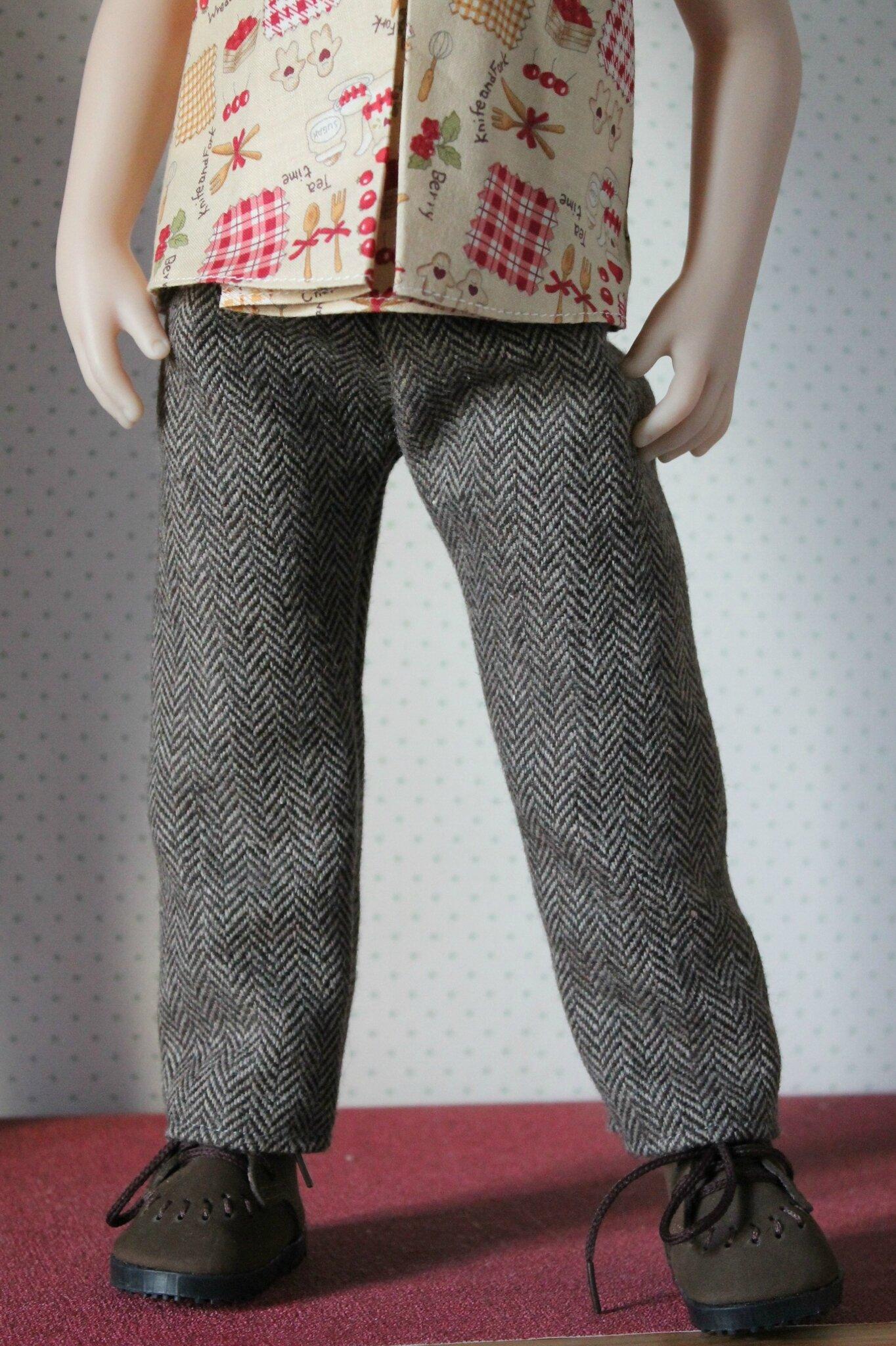 KIDZ'N'CATS- Patron C- Pantalon*