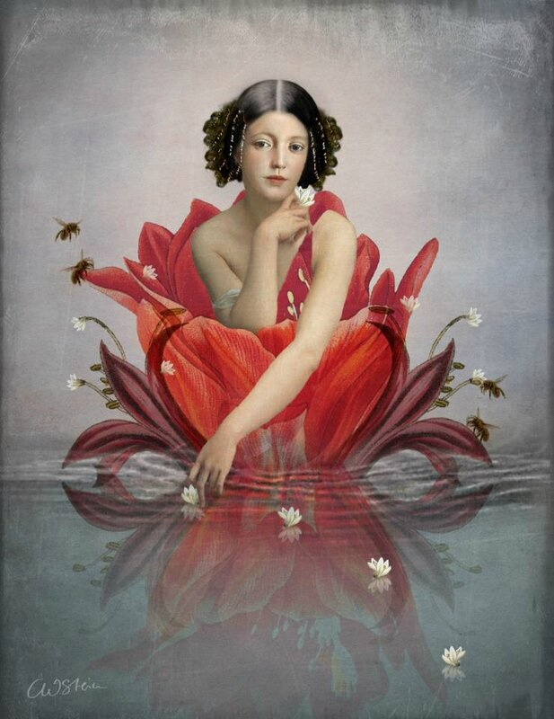 Catrin Welz-Stein - German Surrealist Graphic Designer - Tutt'Art@ (58)