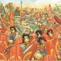 Liste des romains fin république pour warhammer ancient battles