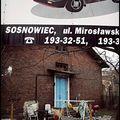 A postcard from Sosnowiec