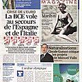 Le figaro magazine 27/07/2012