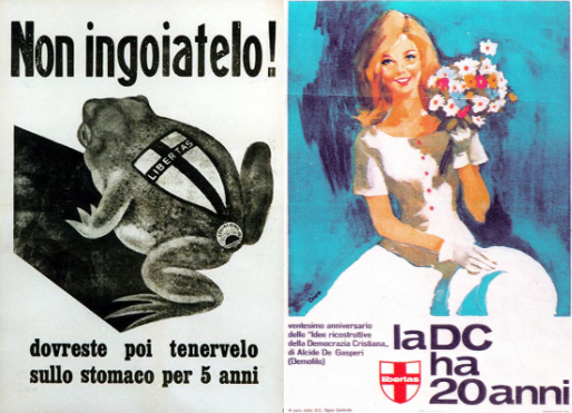 elections italie-1963