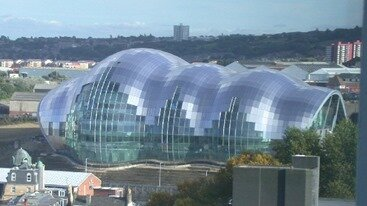 23The Sage Gateshead0