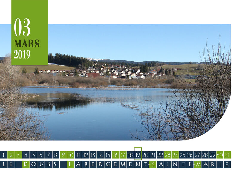 Labergement--Doubs calendrier 1