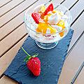 ...eton mess aux fraises de cyril lignac dans tous en cuisine...