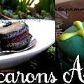 Une nouvelle recette de macarons !