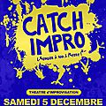 3ème tournoi international de catch-impro annulé